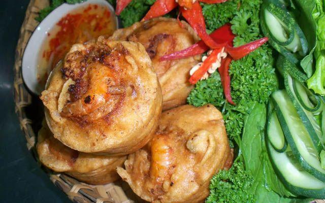 Bánh Cống Chợ Đêm - Hai Bà Trưng ở Bạc Liêu