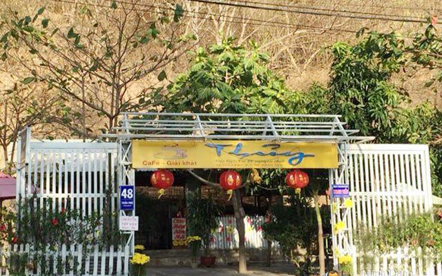 Thuỷ Cafe ở Vũng Tàu