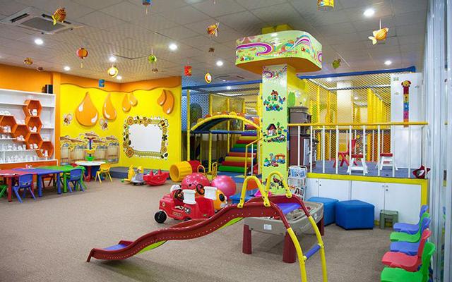Kid World - Khu Vui Chơi Trẻ Em ở An Giang