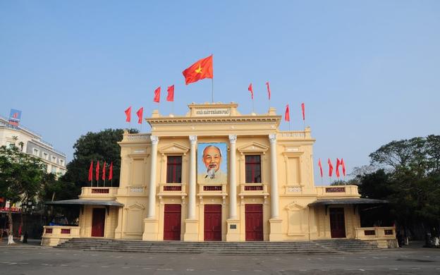 Hoàng Văn Thụ Quận Hồng Bàng Hải Phòng