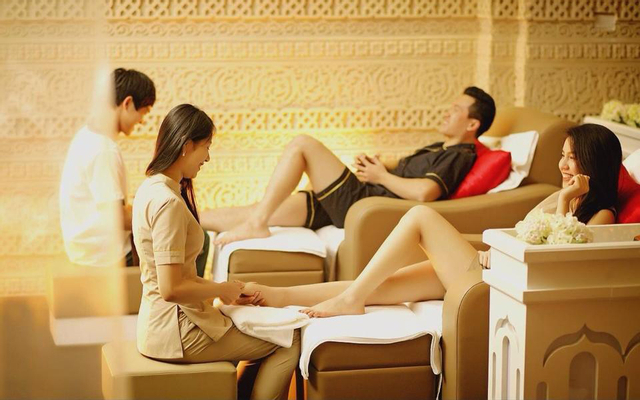 Shambala Sanctuary Wellness Spa - Trần Khánh Dư ở Hà Nội