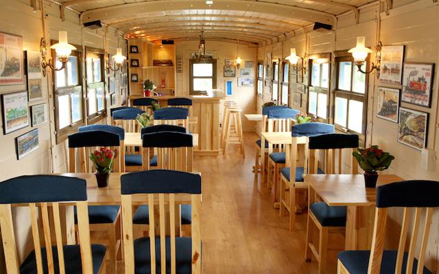 Đà Lạt Train Villa & Cafe - Quang Trung ở Lâm Đồng