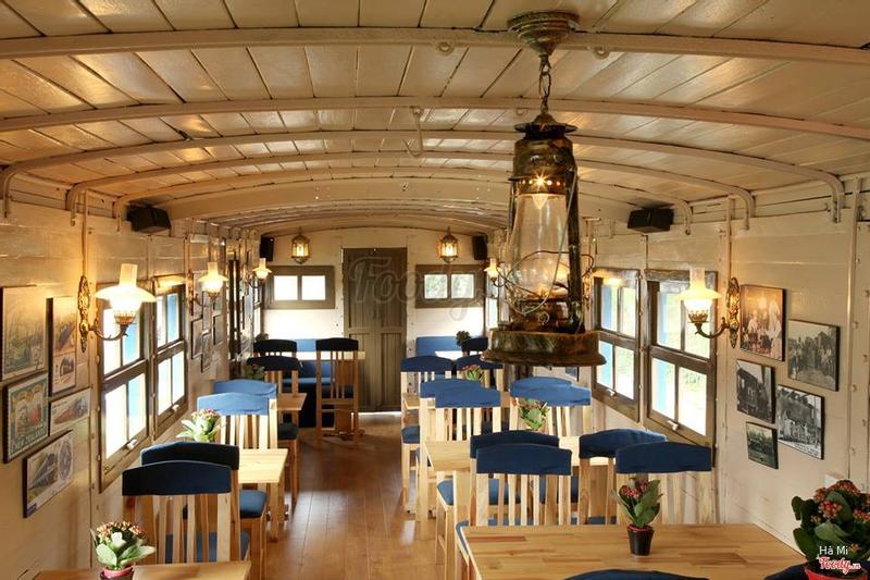 Image result for Dalat Train Café foody