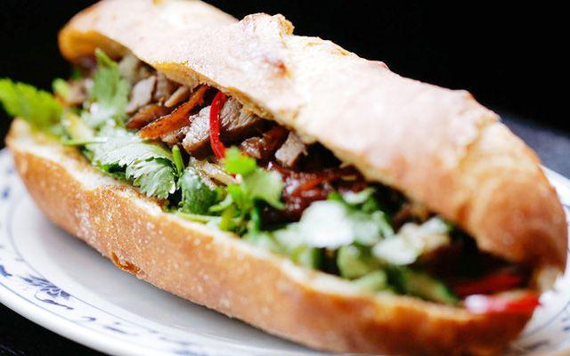 Bánh Mì Thổ Nhĩ Kỳ Minh Tuấn - Cách Mạng Tháng 8