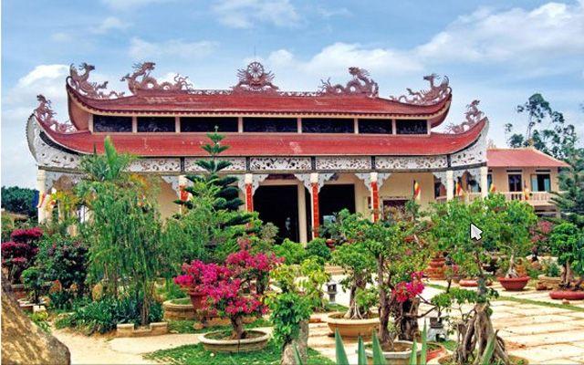 Thiền Viện Vạn Hạnh Đà Lạt - Phù Đổng Thiên Vương ở Lâm Đồng