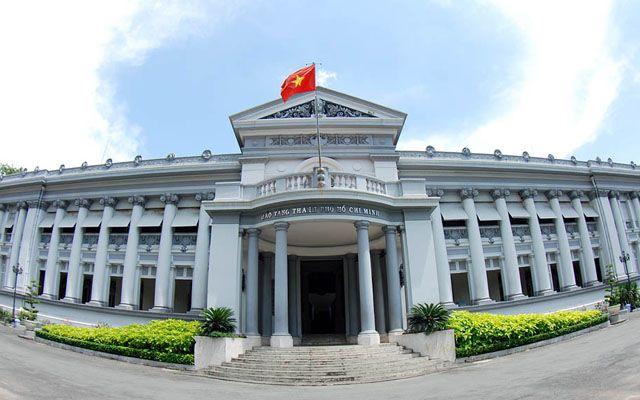 Bảo Tàng Thành Phố Hồ Chí Minh - Lý Tự Trọng ở TP. HCM