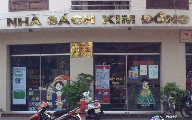 Nhà Sách Kim Đồng - 96 Ông Ích Khiêm ở Đà Nẵng