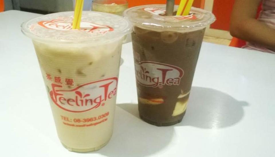 Trà Sữa Feeling Tea - Hùng Vương