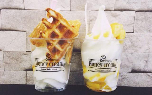 Honey Cream - Kem Tươi