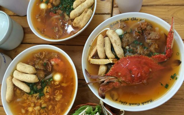 Bánh Canh Ghẹ 69 - Ô Chợ Dừa