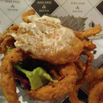 Relish & Sons - Burger Restaurant - Đông Du