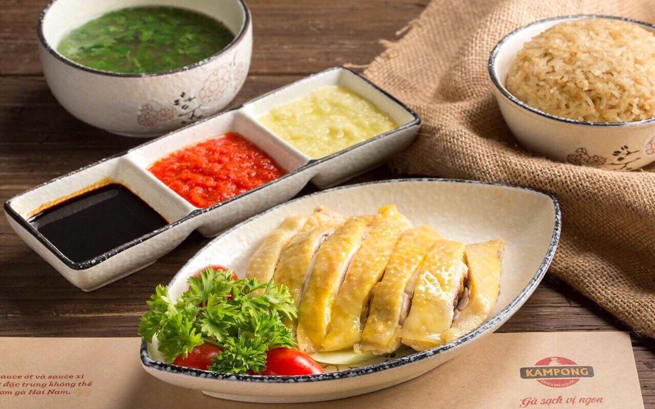 Kampong Chicken House - Lò Đúc