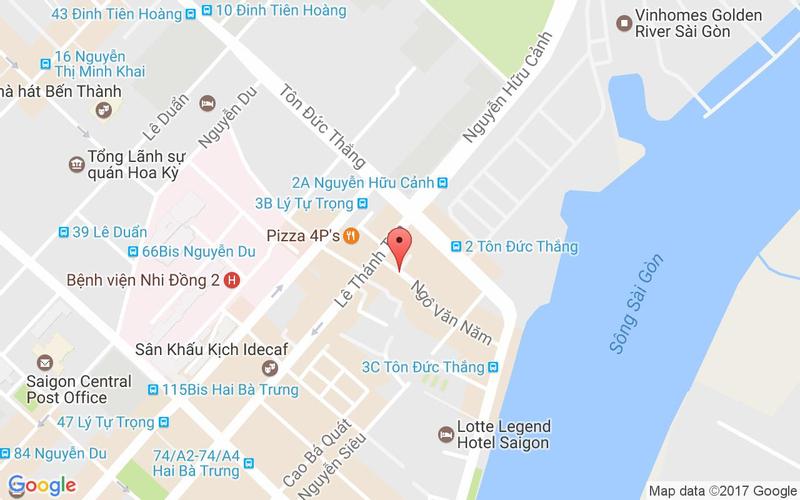 Bản đồ - Nhà Hàng Nhật Enishi