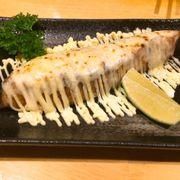 Cá hồi nướng phô mai