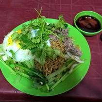 Mì Xào Rạch Bùng Binh