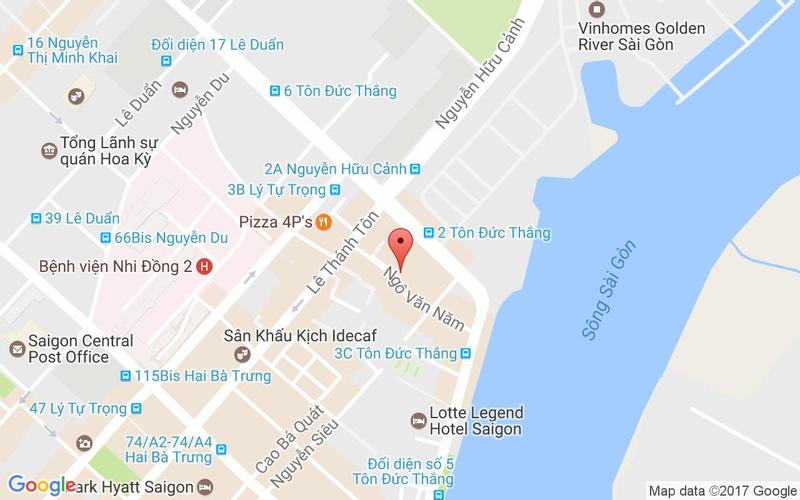 Bản đồ - Si Restaurant - Nhà Hàng Món Việt