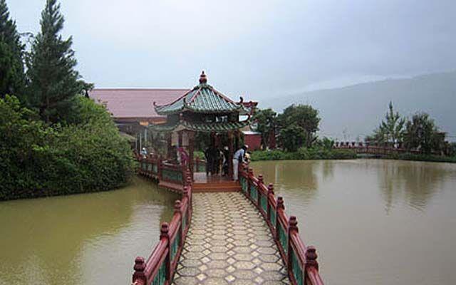 Khu Du Lịch Trúc Lâm Viên ở Lâm Đồng
