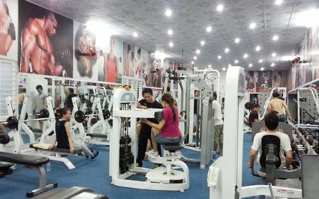 Câu Lạc Bộ Thể Hình Thẩm Mỹ HTC Fitness ở TP. HCM