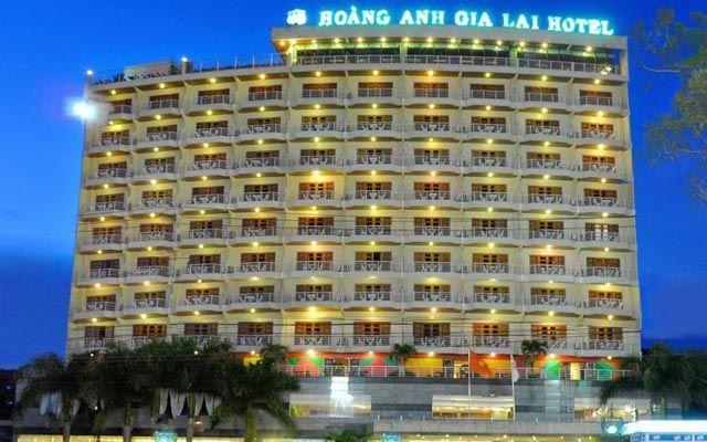 Hoàng Anh Gia Lai Hotel - Phù Đổng ở Gia Lai