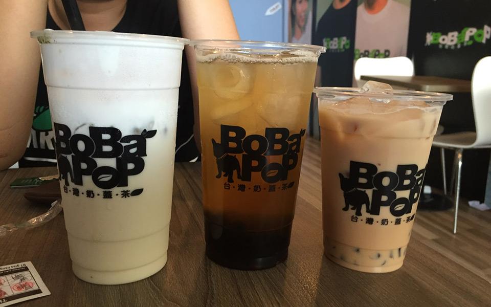 Trà Sữa Bobapop - Võ Văn Ngân