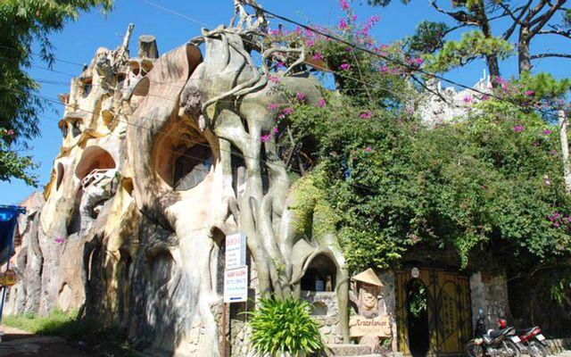 Crazy House - Biệt Thự Hằng Nga ở Lâm Đồng