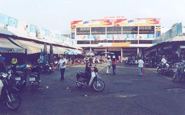 Đường Phạm Văn Hai Quận Tân Bình TP. HCM