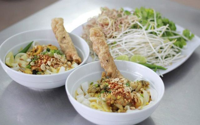 Mì Quảng Thi - Hoàng Diệu ở Đà Nẵng
