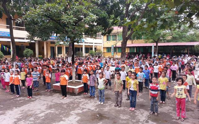 Trường Tiểu Học Thụy Phương - Thụy Phương ở Hà Nội