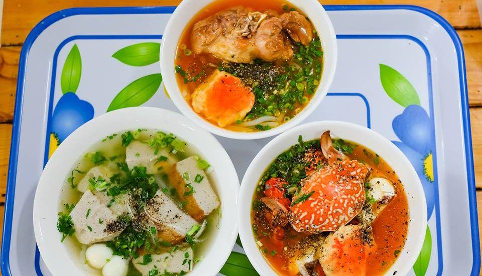 Bánh Canh Ghẹ Cà Mau - Trần Văn Khéo