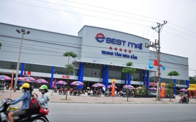 Trung Tâm Mua Sắm Ebest Mall ở Hà Nội