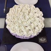 Bánh kem rose deluxe tầng màu 20*6
