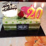 Bánh sinh nhật matcha