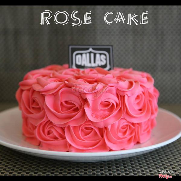 Bánh Rose