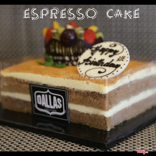 Bánh Espresso
