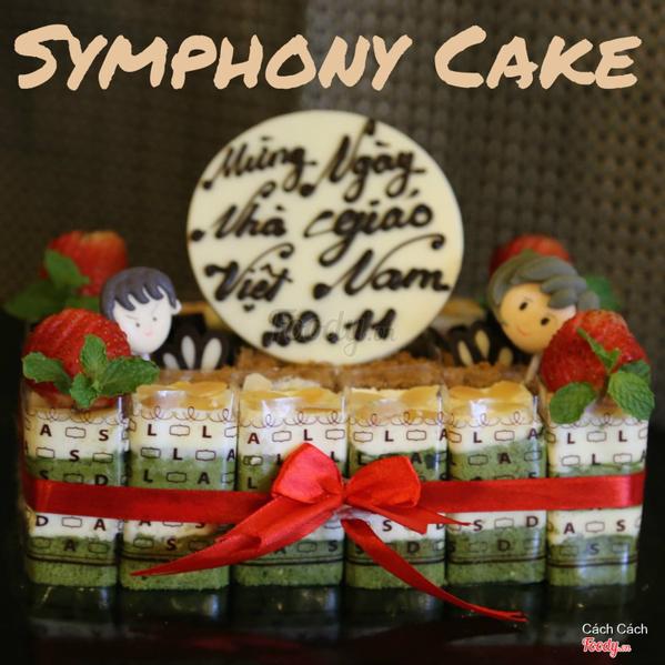 Bánh Symphony