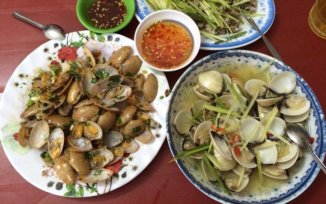 Ốc Hiền - Trương Công Định ở Vũng Tàu