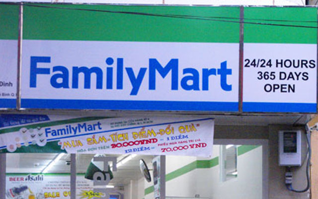 Family Mart - Cống Quỳnh