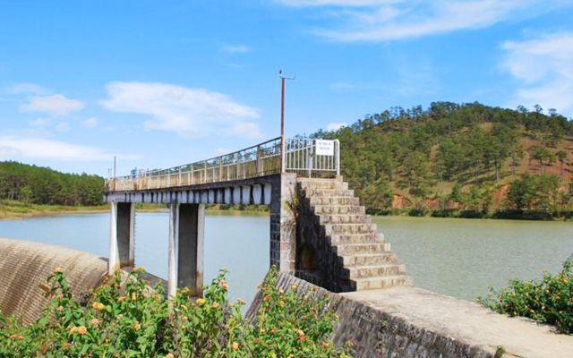 Đập Suối Vàng ở Lâm Đồng