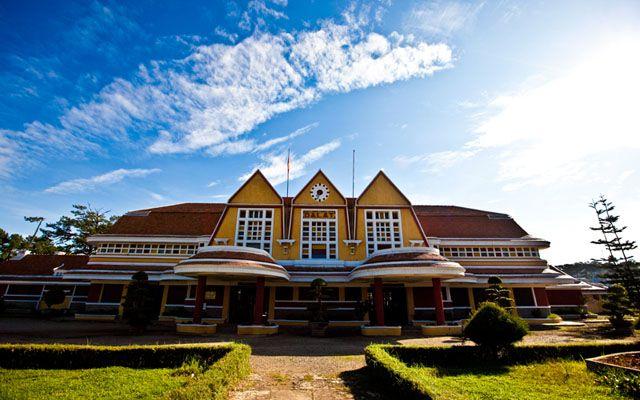 Ga Đà Lạt - Quang Trung ở Lâm Đồng