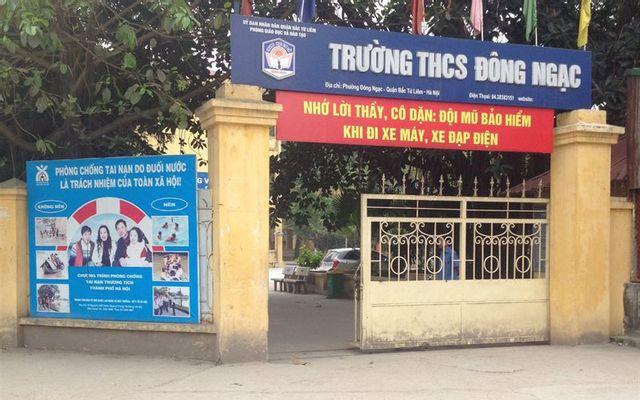 THCS Đông Ngạc - Đông Ngạc ở Hà Nội