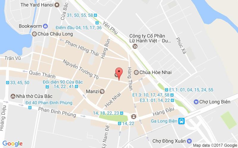 Bản đồ - Seoul BBQ - Nguyễn Trường Tộ