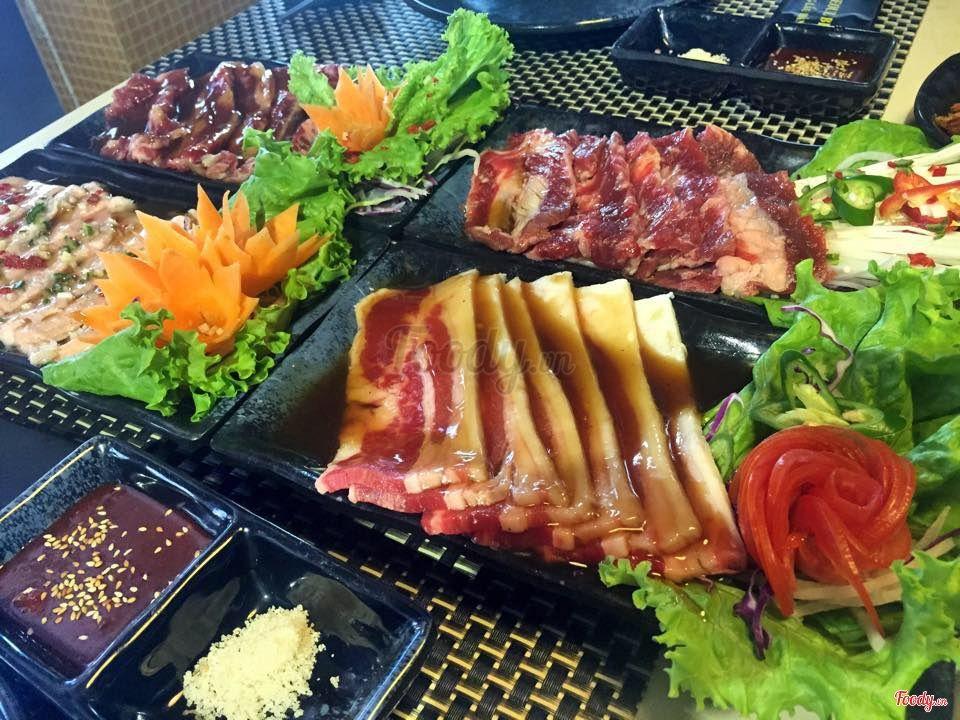 nhà hàng buffet lẩu nướng ngon ở Hà Nội_Seoul BBQ