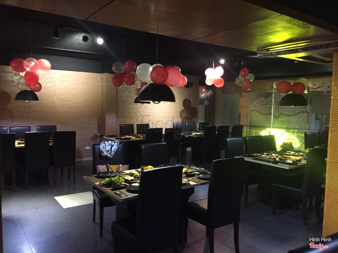 Nhà hàng Hàn Quốc Seoul BBQ