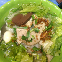 Hủ Tiếu Gõ - Nguyễn Thông