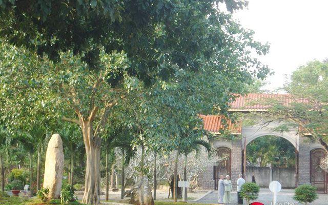 Thiền Viện Huệ Chiếu ở Vũng Tàu