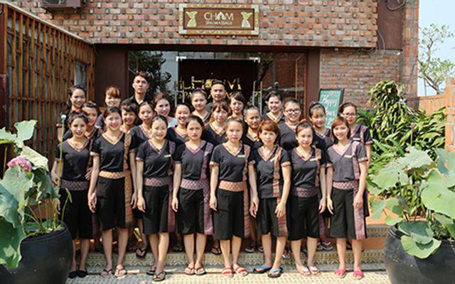Cham Spa & Massage Đà Nẵng - Lê Quang Hòa ở Đà Nẵng
