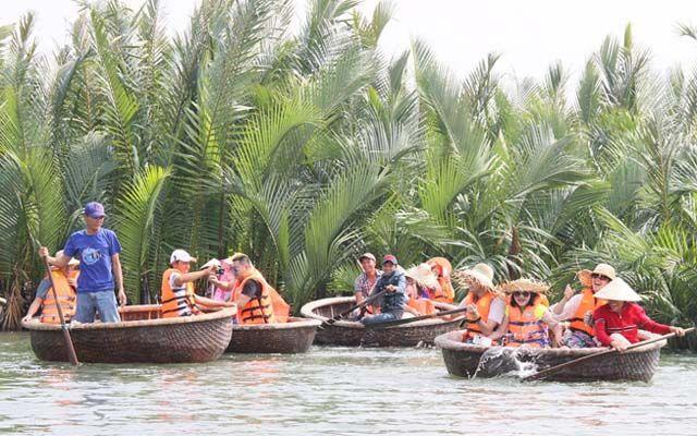 Rừng Dừa Bảy Mẫu ở Quảng Nam