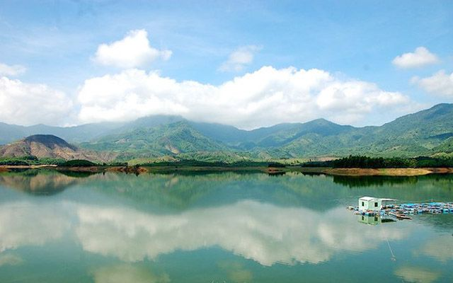 Hồ Hòa Trung - Tân Ninh ở Đà Nẵng