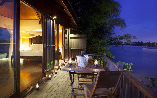 An Lam Saigon River Resort ở Bình Dương