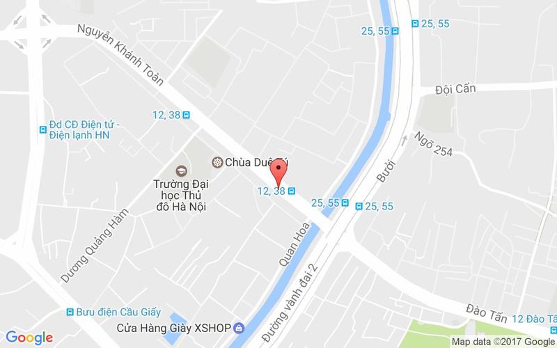 Bản đồ - K-Pub - Korean BBQ Garden - Nguyễn Khánh Toàn